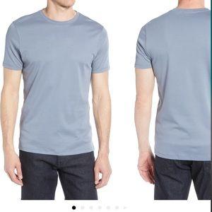 Robert Barakett Georgia Crewneck T-Shirt XL Blue